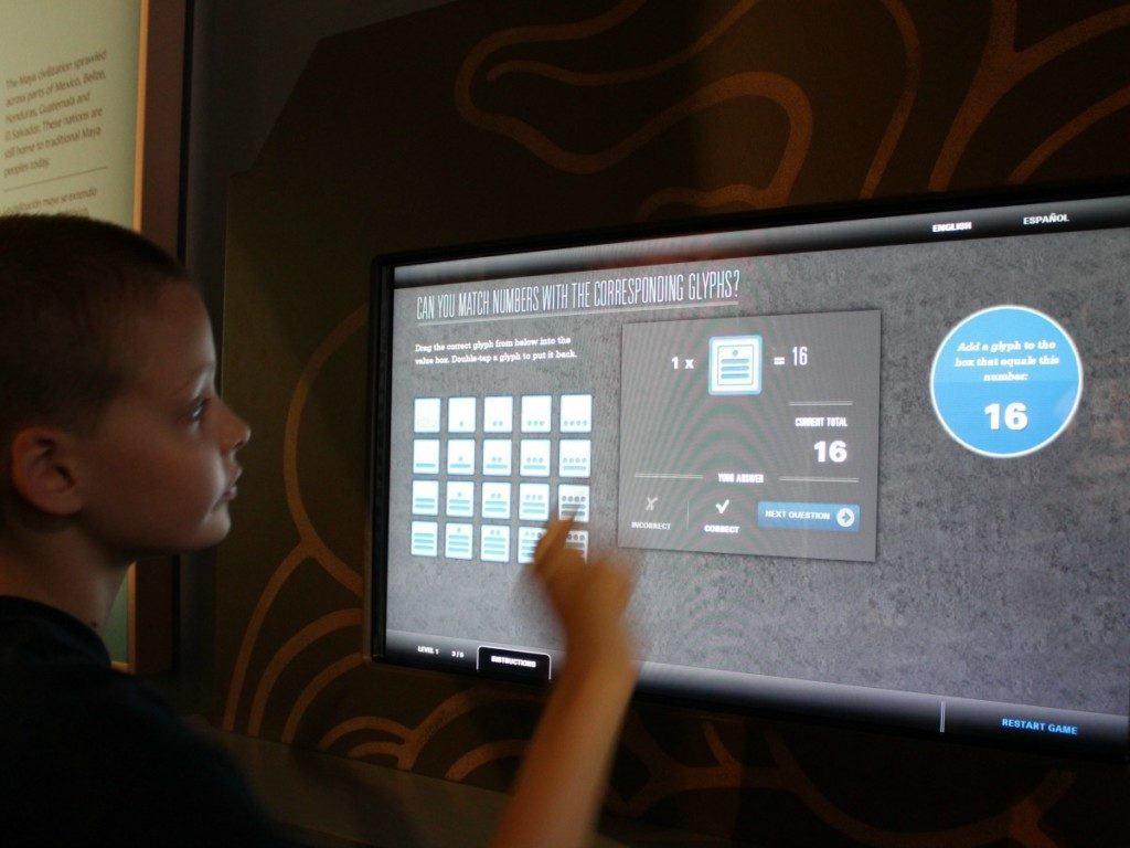 Interactive math - Maya: Hidden Worlds Revealed at the Witte Museum | Alamo City Moms Blog