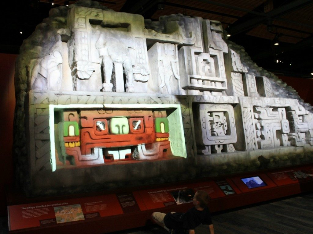 Architecture - Maya: Hidden Worlds Revealed at the Witte Museum | Alamo City Moms Blog