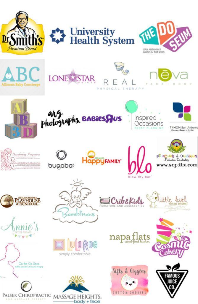 Bloom 2016 Sponsors