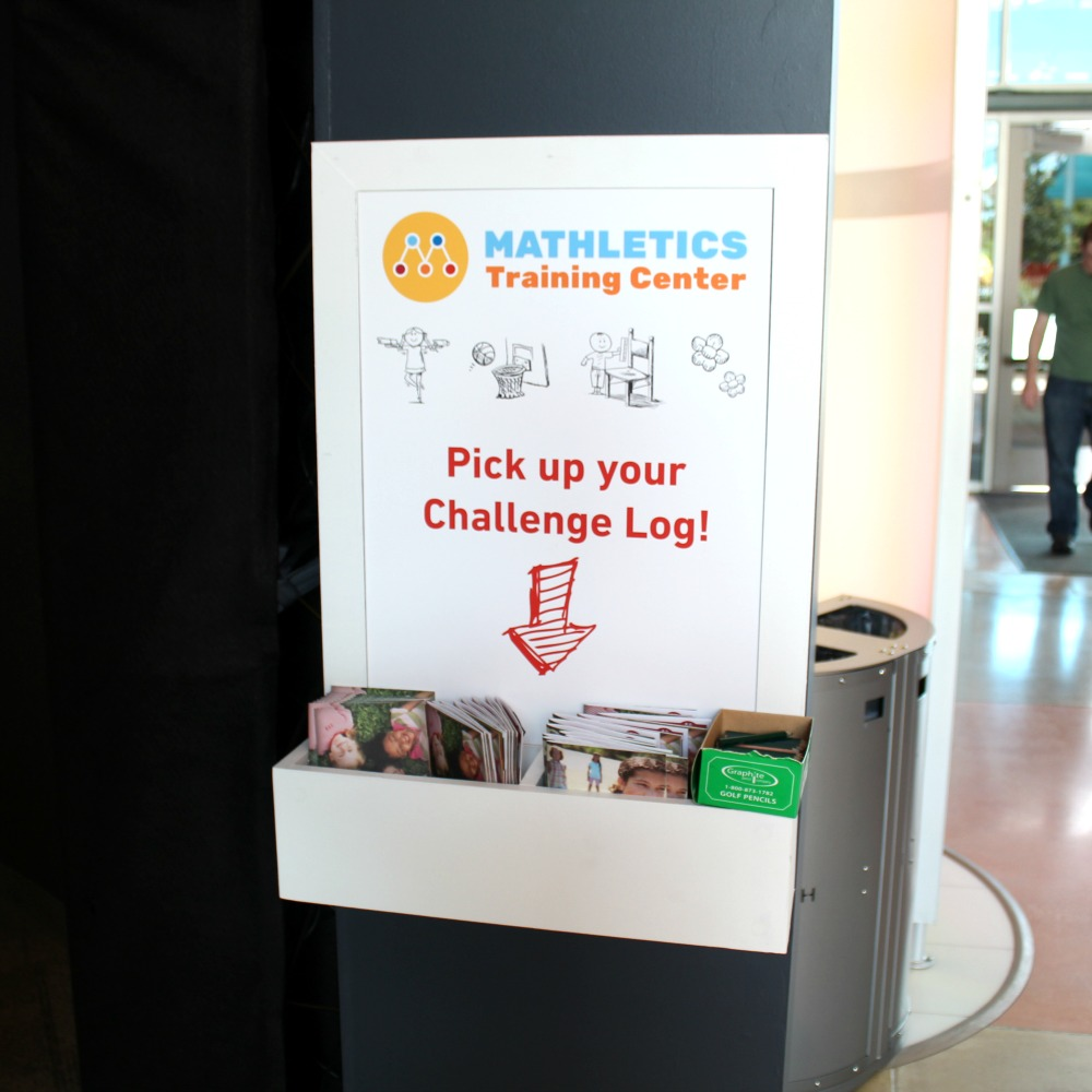 Challenge logs for Mathletics at the DoSeum | Alamo City Moms Blog