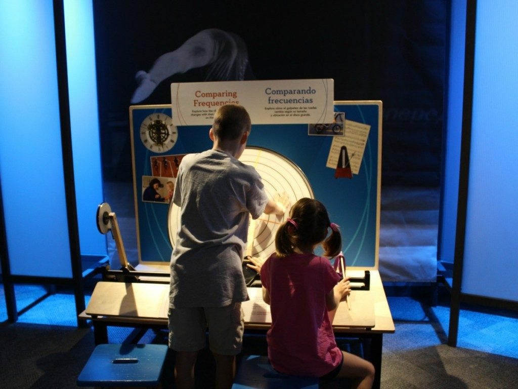Frequencies in Mathletics at the DoSeum | Alamo City Moms Blog