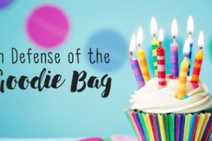 In Defense of the Goodie Bag