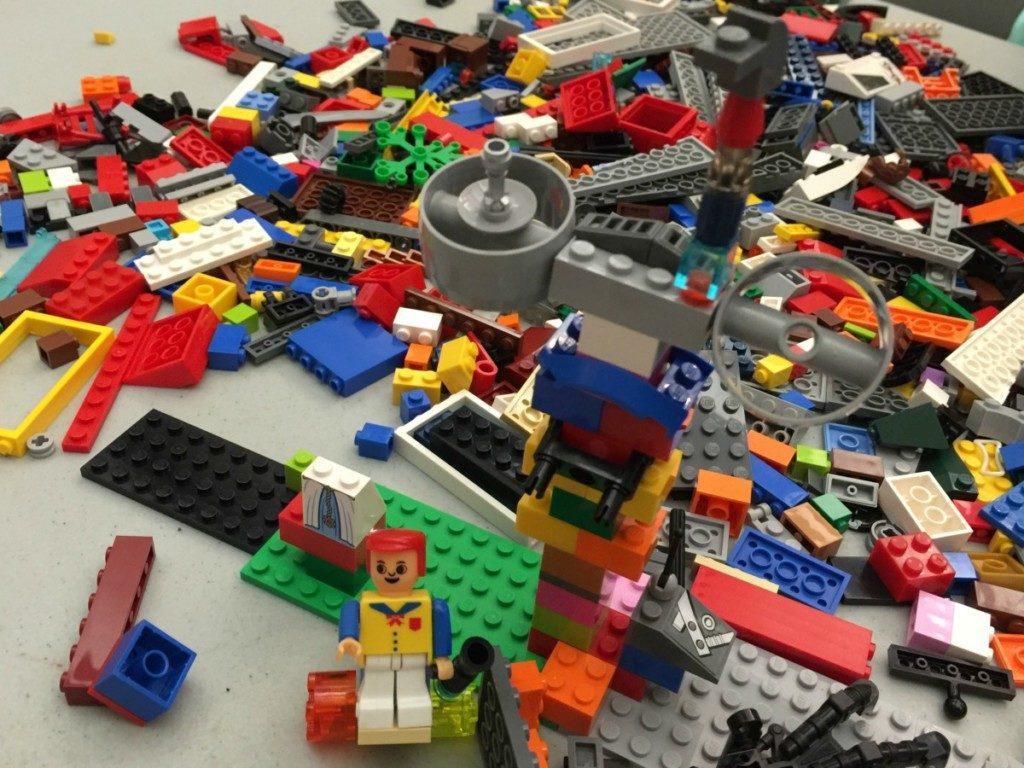 LEGO club at the San Antonio Public Library | Alamo City Moms Blog