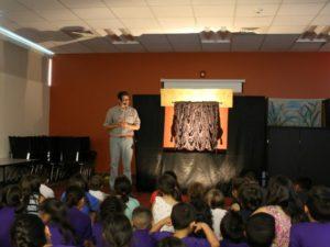 Matt Sandbank's Shadow Factory at Cortez Library - San Antonio Public Library Mayor's Summer Reading Club | Alamo City Moms Blog