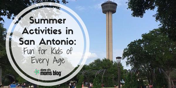 Summer Activities in San Antonio-