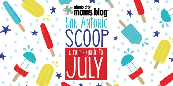 San Antonio Scoop July