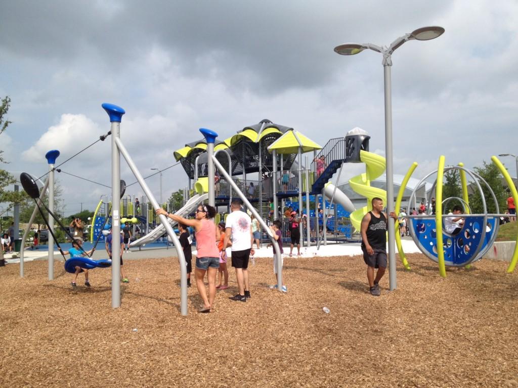pearsall- playground