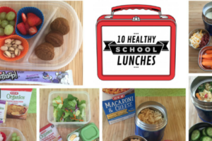 10 Back to School Lunches