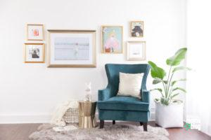 How To Gallery Wall with Framebridge