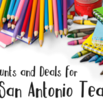 Hot Discounts and Deals for San Antonio Teachers