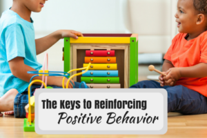 The Keys to Reinforcing