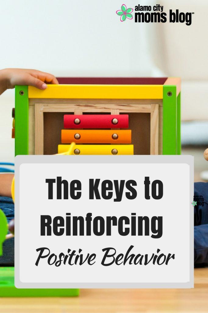 The Keys to Reinforcing Positive Behavior