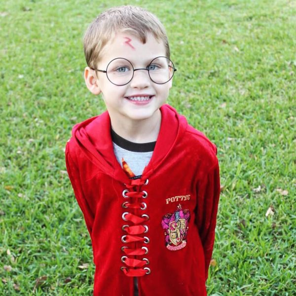 Okay, so it's no Ravenclaw, but who can complain when Gryffindors are this cute?
