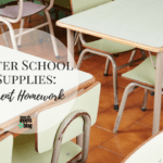 After School Supplies: Parent Homework