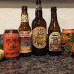 Ninety-nine Bottles of Pumpkin Beer on the Wall