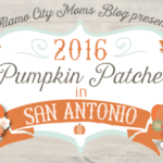 2016 Pumpkin Patches in San Antonio