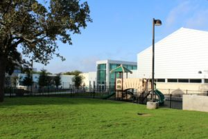Playground at Clarity Child Guidance Center - children's mental health care in San Antonio | Alamo City Moms Blog