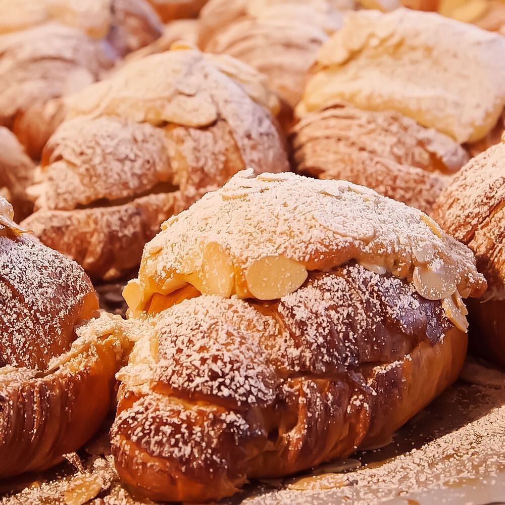 La Panaderia tequila almond croissant | Alamo City Moms Blog