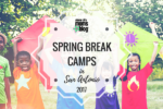 Spring Break Camps in San Antonio