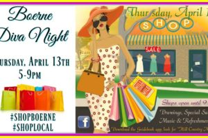 Boerne Spring Diva Night