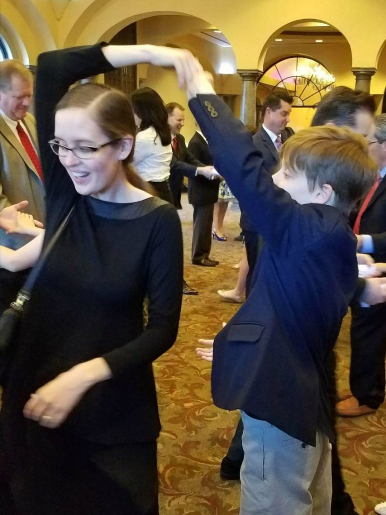 Mother-son dance at Cotillion | Alamo City Moms Blog