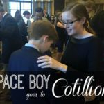 Space Boy Goes to Cotillion
