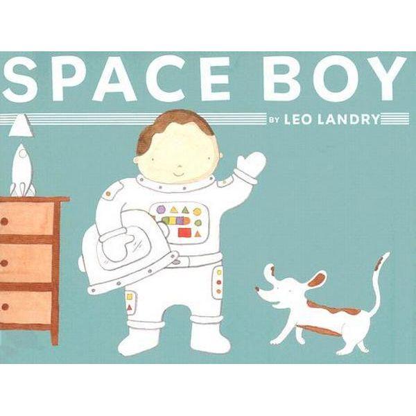 Space Boy by Leo Landry