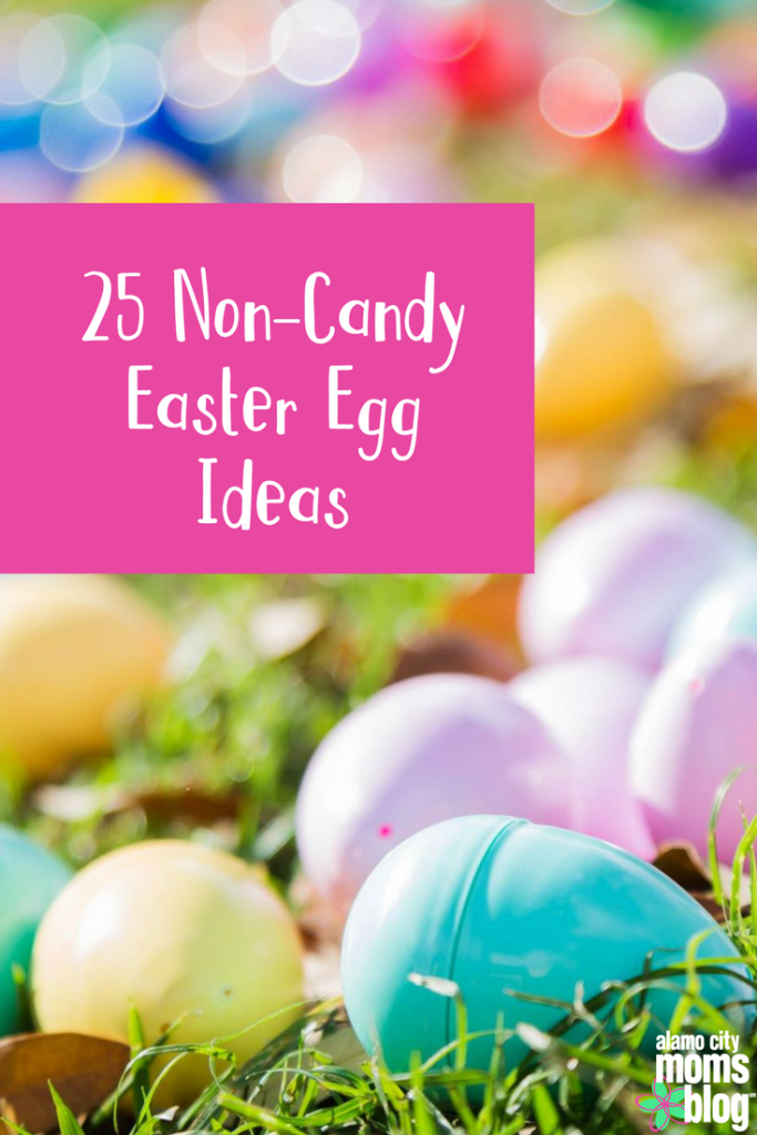 25 non candy easter egg ideas