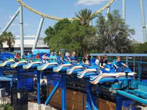 Wave Breaker: The Rescue Coaster at SeaWorld San Antonio   Alamo City Moms Blog