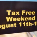 Five Tips to Help You Save During Tax-free Weekend