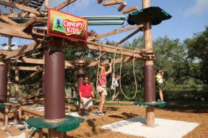 NBC Canopy Challenge 7-23-12