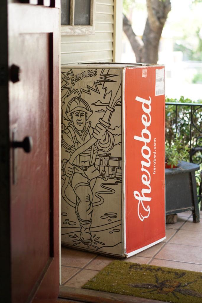 herobed-box-front-door