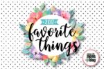 favoritethingsslider