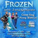 Frozen Movie Party Spectacular with ACMB and the Aztec Theatre