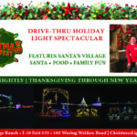 Holiday Magic Under the Stars at Christmas Light Fest