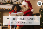 Where to See Santa in