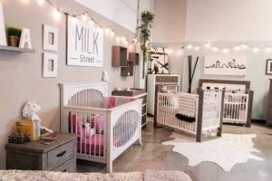 Crib and Kids - Milk Street