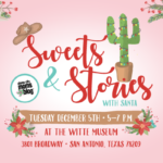 Sweets and Stories with Santa – A Holiday Family Event