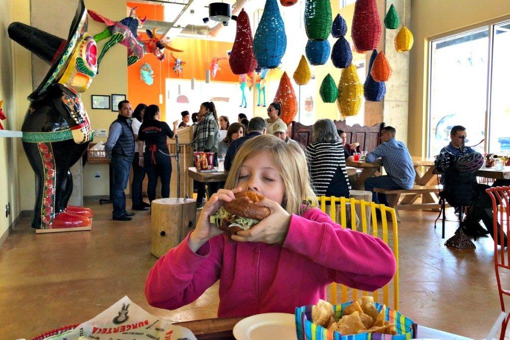 Burgerteca San Antonio | Alamo City Moms Blog