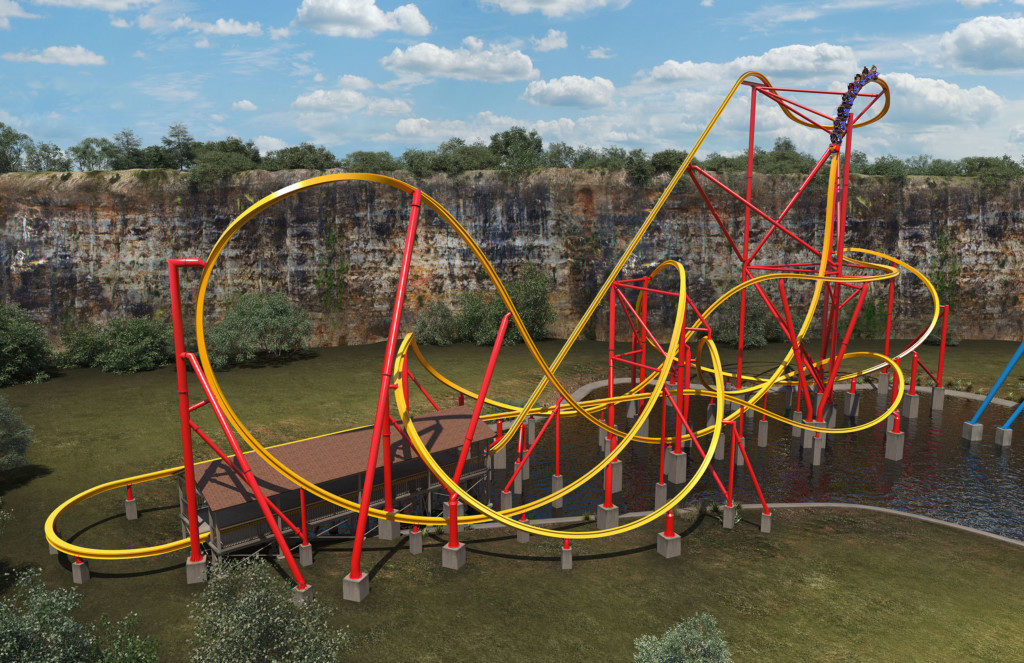 Six Flags Fiesta Texas Wonder Woman Golden Lasso | Alamo City Moms Blog