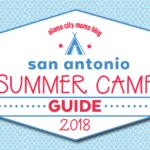 2018 San Antonio Area Summer Camps Guide