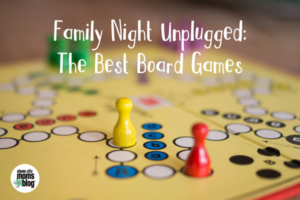 Family Night Unplugged_ Board Games
