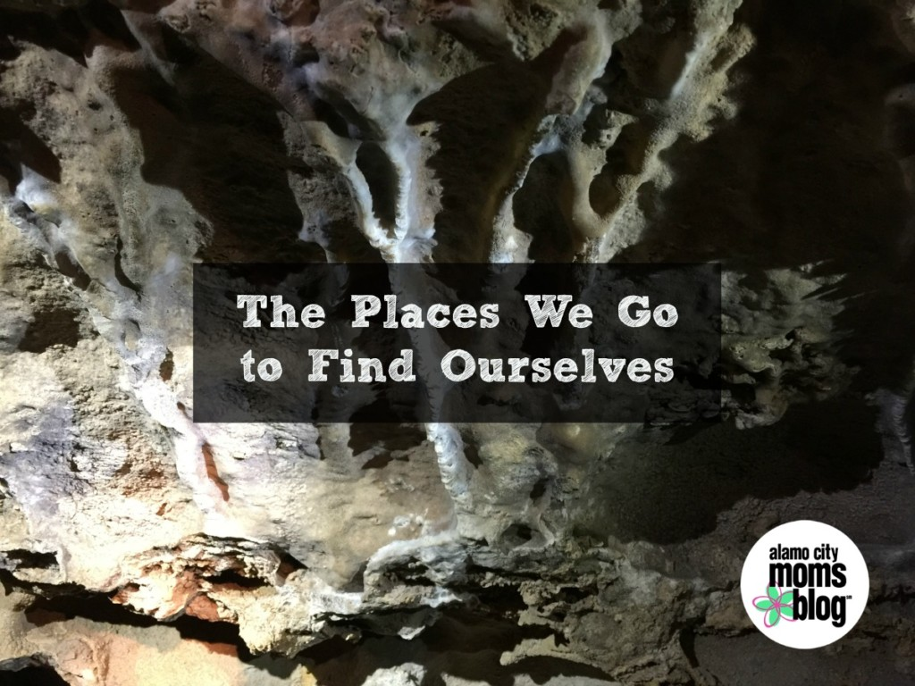 The Places We Go to Find Ourselves: A Midlife Mom Tries Floating, Caving, Indoor Skydiving, and Dreambuilding | Alamo City Moms Blog
