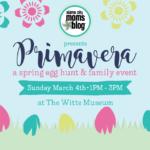 Primavera : A San Antonio Spring Family Event and Egg Hunt