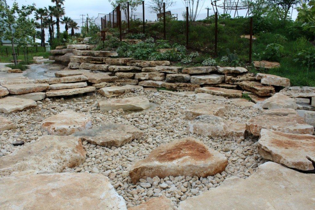 Retama Recharge at the Family Adventure Garden at the San Antonio Botanical Garden | Alamo City Moms Blog