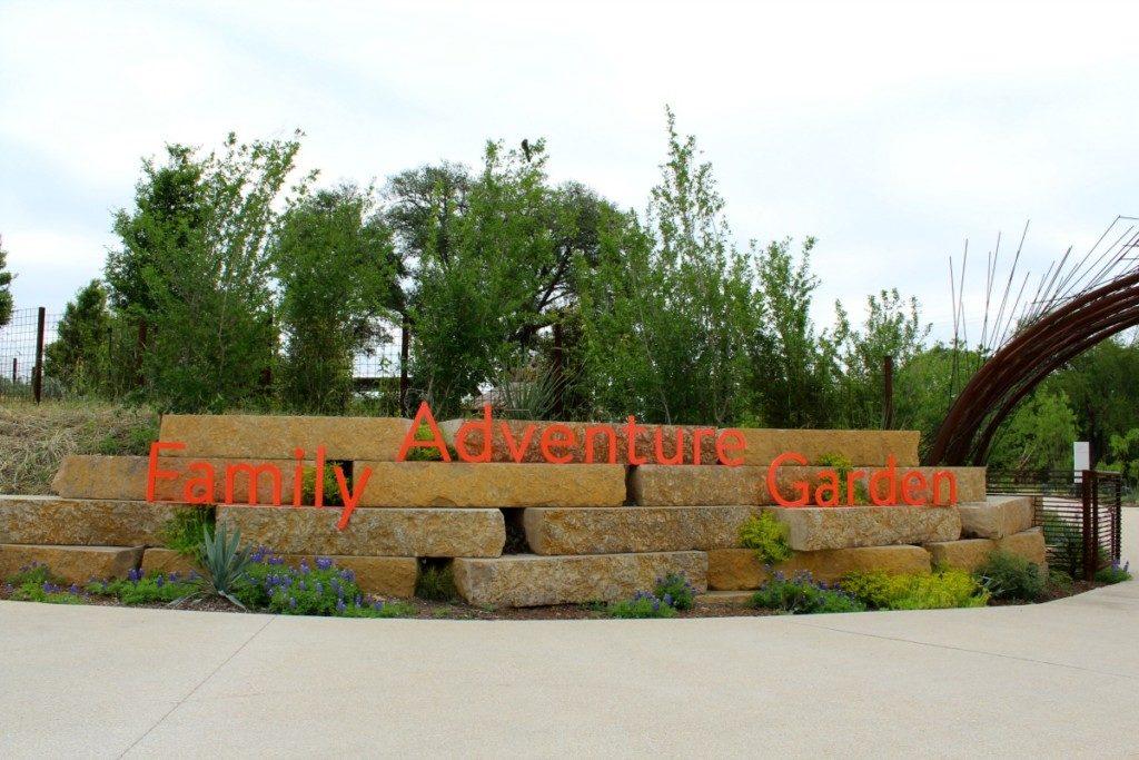 Family Adventure Garden at the San Antonio Botanical Garden | Alamo City Moms Blog