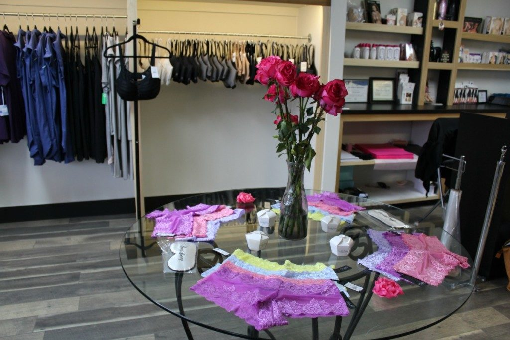 Inside the Bra Chick store in Boerne, Texas | Alamo City Moms Blog