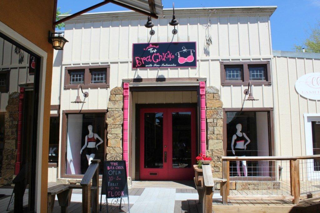 Bra Chick San Antonio store | Alamo City Moms Blog