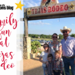 Yeehaw, Y'all! Our Tejas Rodeo Team and Family Night