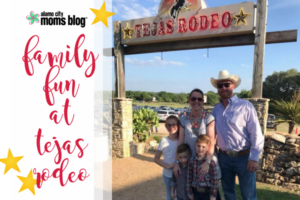 family funattejas rodeo